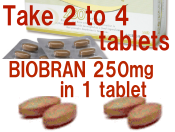 BIOBRN 1 tablet