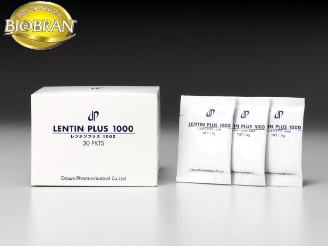 KSK直販 BioBran レンチンプラス30包